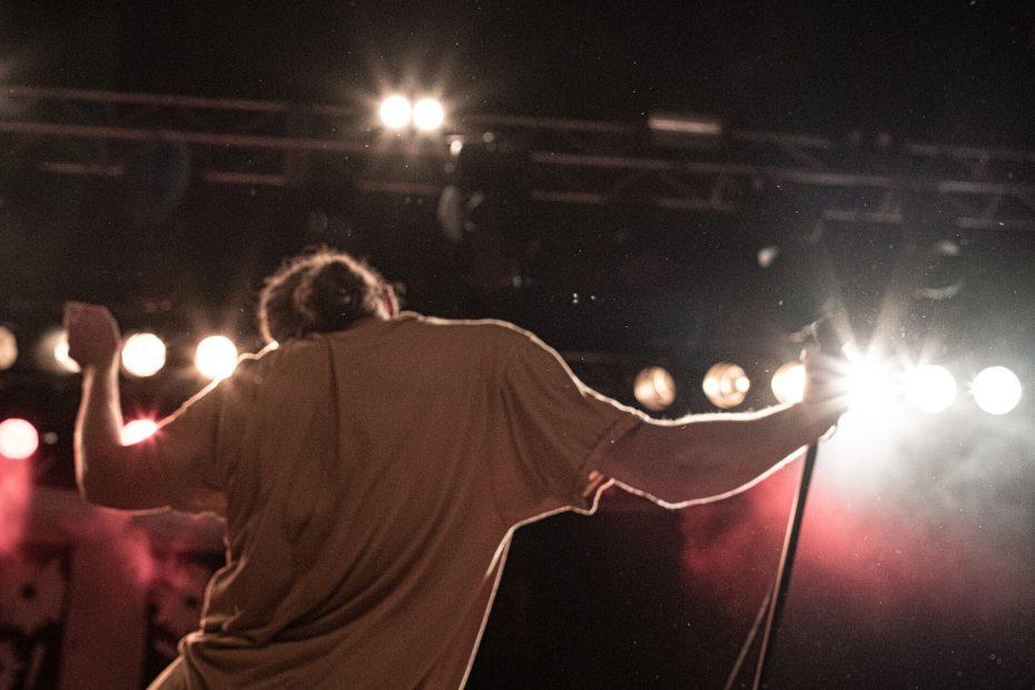 Turnstile, LHHC Festival – Foto: Frederik Buchmann