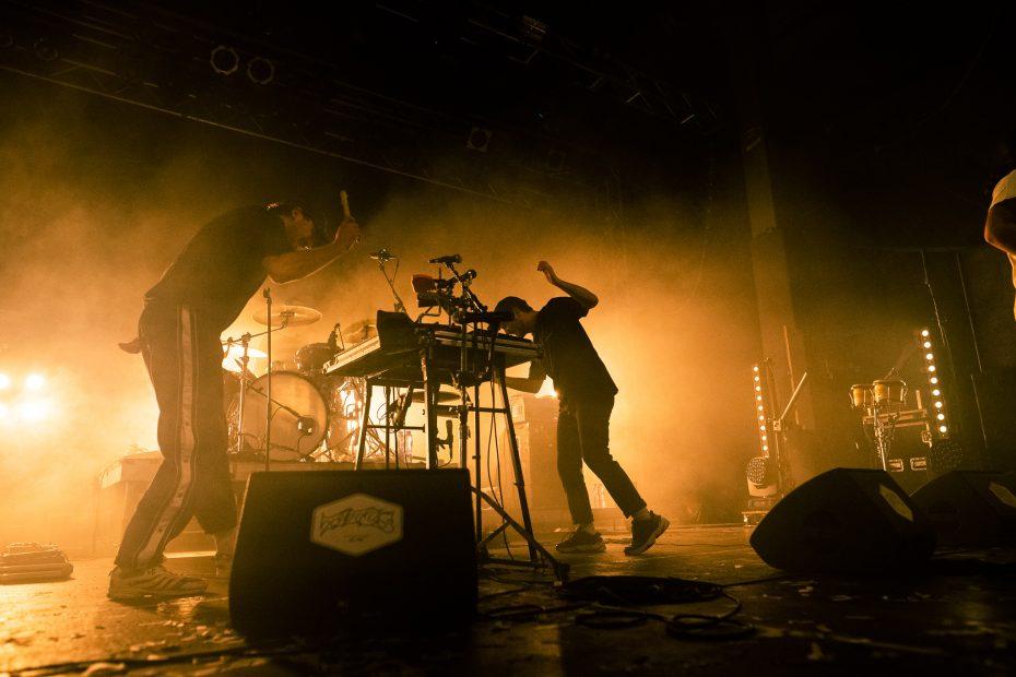 Leoniden – Foto: Frederik Buchmann