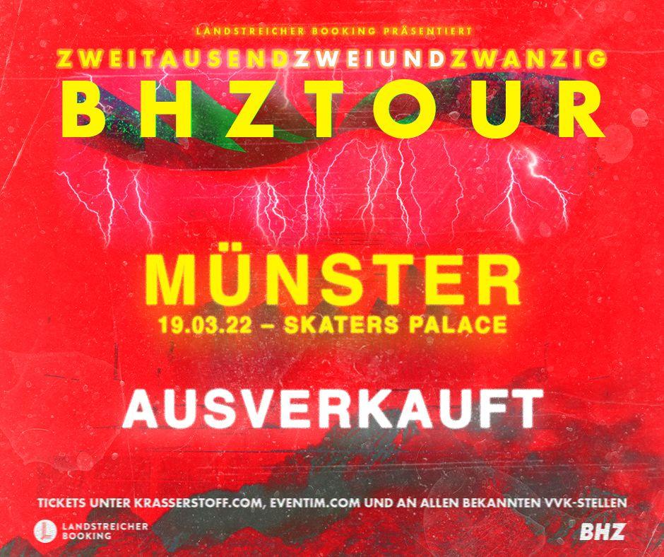 BHZ - Tour 2022